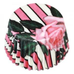 Muffinsform Lagom Rosa Rosen